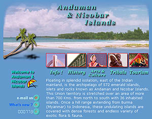 Andaman and Nicobar Islands, India