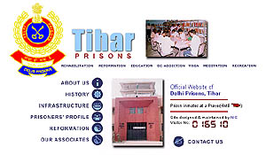 Tihar Prisons, India